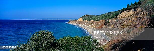 anzac cove - anzac cove stock pictures, royalty-free photos & images