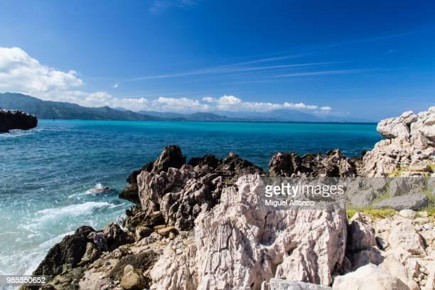 cove - paisajes de haiti fotografías e imágenes de stock