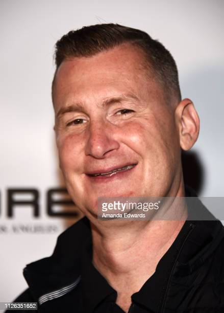 Covenant House California CEO Bill Bedrossian arrives at Covenant House California's An Evening For Dreams event at Dream Hotel on January 30 2019 in...