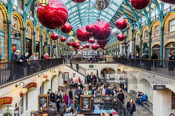 covent garden during the christmas period - the mall westminster stock pictures, royalty-free photos & images
