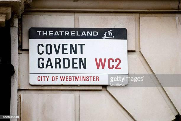Covent Garden. London.