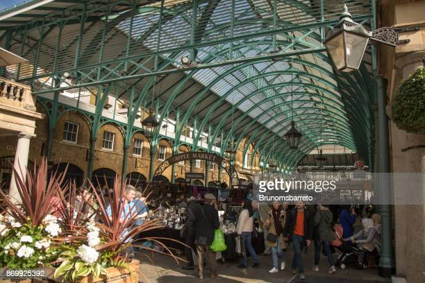 Covent Garden Market in London - England