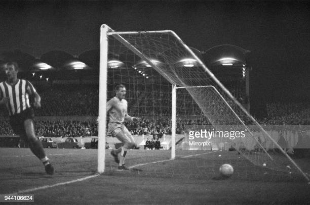 Coventry City 21 Southampton League match at Highfield Road Tuesday 5th September 1967