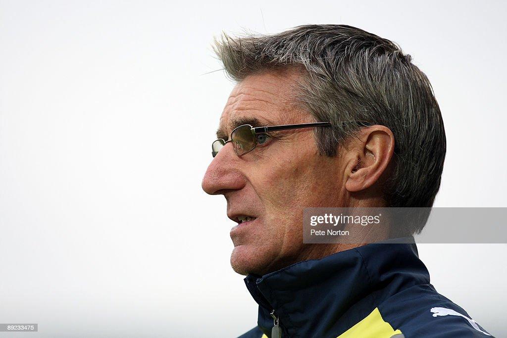 Northampton Town v Coventry City pre season friendly : News Photo