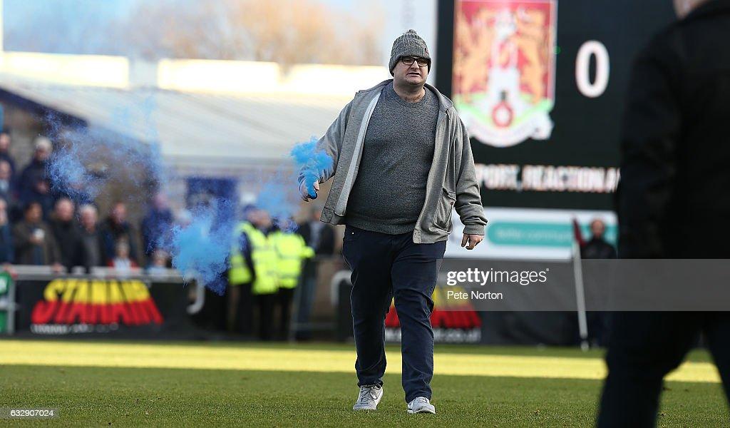 Northampton Town v Coventry City - Sky Bet League One : Foto di attualità