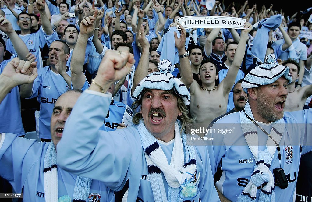 Coventry City v Derby County : News Photo