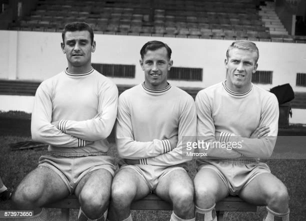 Coventry City FC 1963/64. Pre Season Photo-call, August 1963.