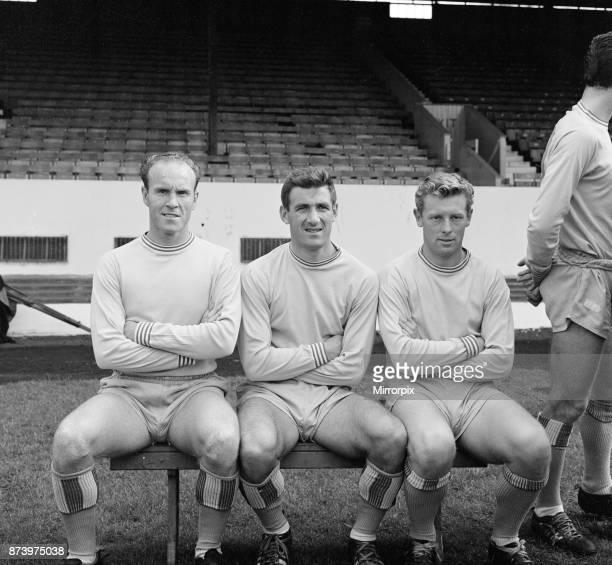 Coventry City FC 1963/64 Pre Season Photocall August 1963