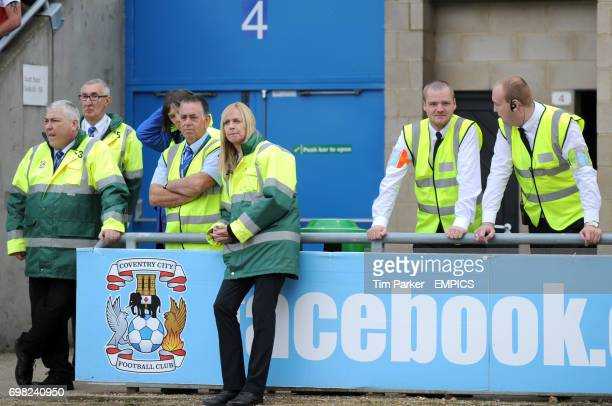 Coventry City stewards