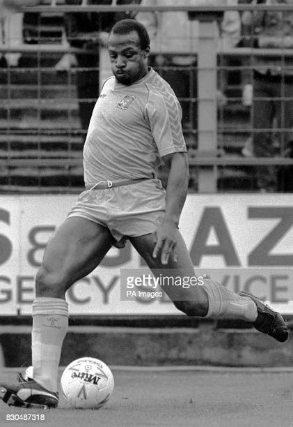 Coventry City striker Cyrille Regis in action in 1988 He began his football career with West Bromwich Albion after being spotted playing nonleague...