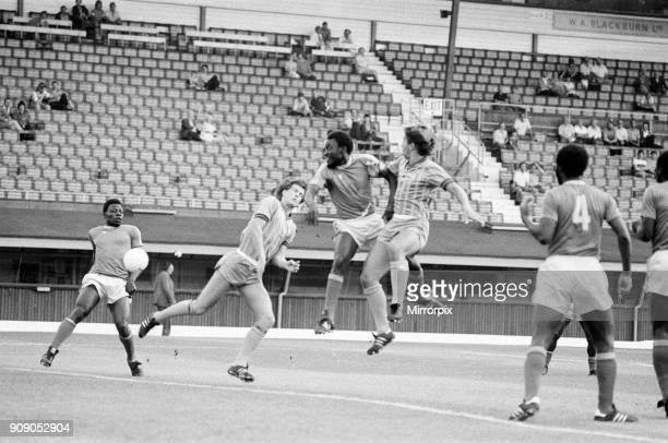 Coventry City v Zimbabwe Pre Season Friendly at Highfield Road Friday 19th August 1983