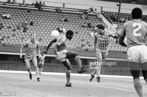 Coventry City v Zimbabwe, Pre Season Friendly at Highfield Road, Friday 19th August 1983.