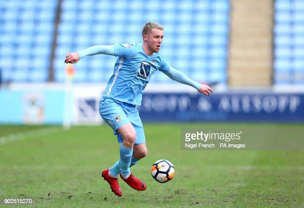 Coventry City's Jack Grimmer