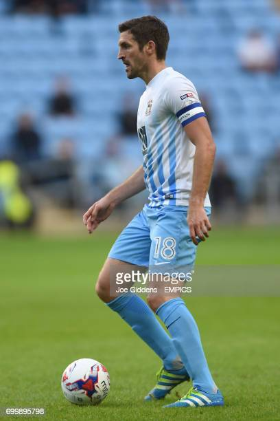 Coventry City's Sam Ricketts