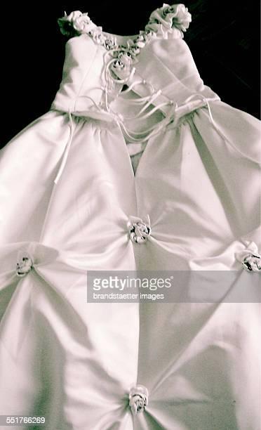 Cover Collection Wedding dress Photograph by Jeanne Szilit Brandstätter 2010