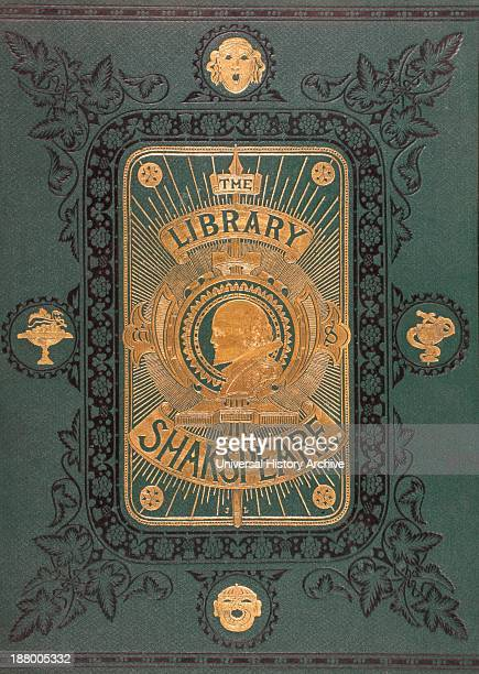 Cover From The Illustrated Library Shakspeare Published London 1890