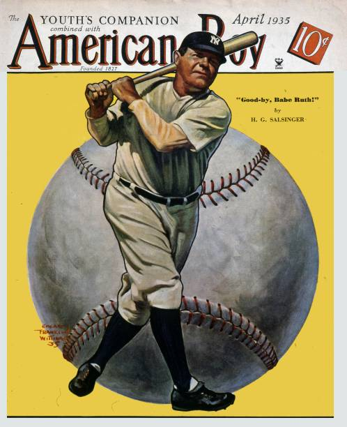 UNS: 2nd June 1935 - Babe Ruth Retires