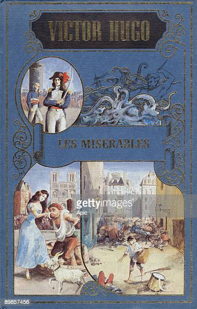 Cover of book Les Miserables by Victor Hugo