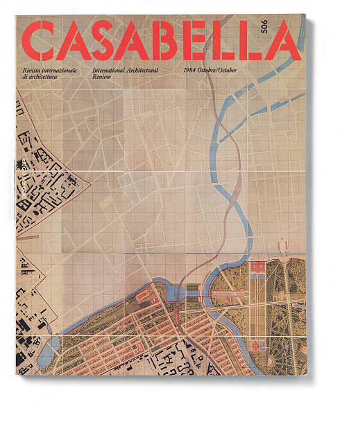 Cover of Casabella, N. 506, October 1984, 20th Century, graphic, 31 ...