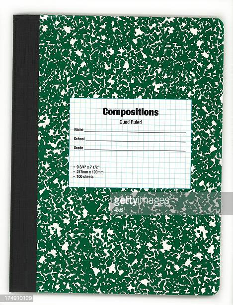 Cover of compositions book
