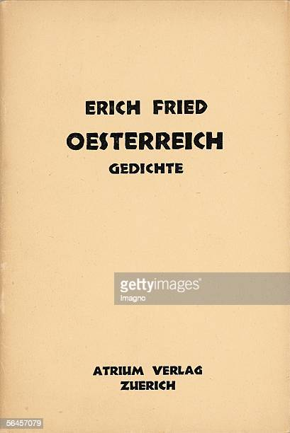 Worlds Best Erich Fried Stock Pictures Photos And Images