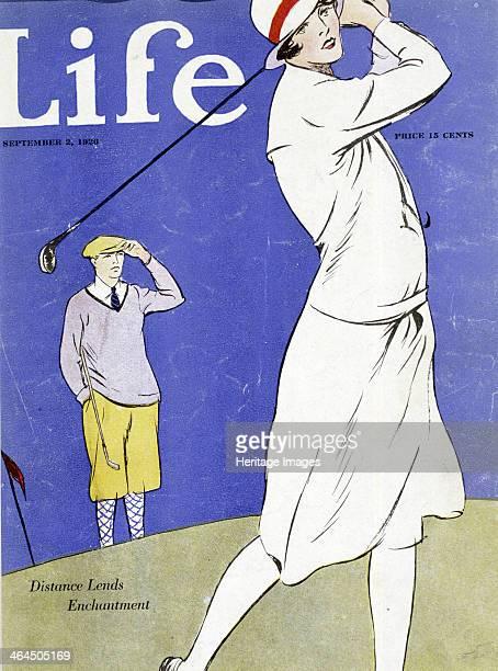 Cover of Life magazine 5 September 1926