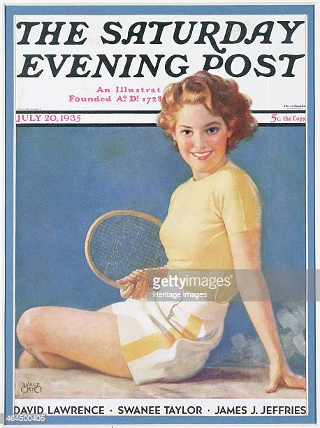 Cover of The Saturday Evening Post American July 20 1935