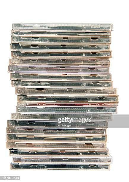 cd cover - compact disc stock pictures, royalty-free photos & images