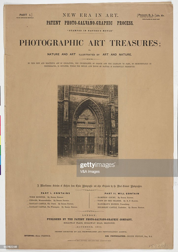 UNSPECIFIED - JANUARY 26: Cover to a periodical containing