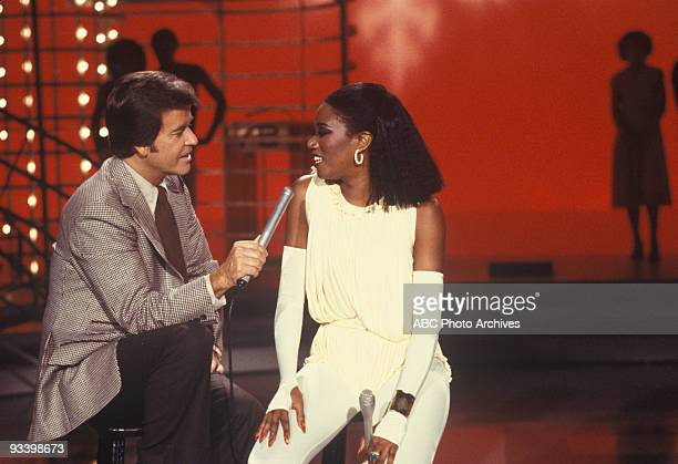 BANDSTAND Coverage 1979 Dick Clark Bonnie Pointer