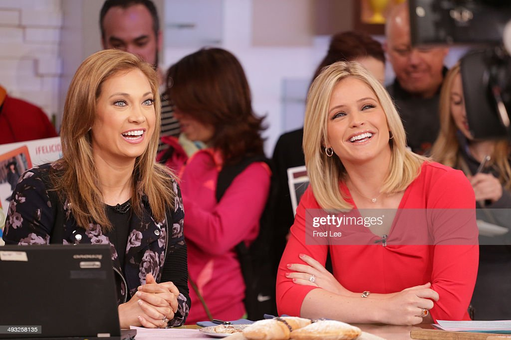 AMERICA - Coverage of GMA LIVE, 5/19/14, airing on Walt