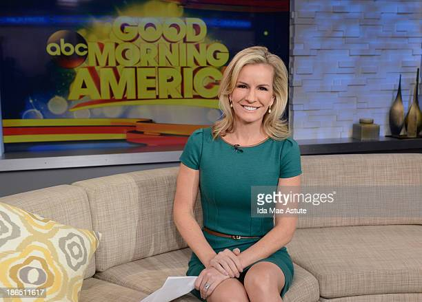 AMERICA Coverage of GOOD MORNING AMERICA' 10/30/13 airing on the Walt Disney Television via Getty Images Television Network DR JENNIFER