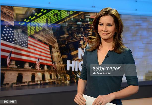 AMERICA Coverage of GOOD MORNING AMERICA' 10/30/13 airing on the Walt Disney Television via Getty Images Television Network REBECCA