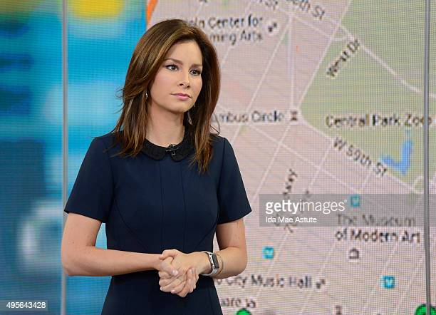 AMERICA Coverage of GOOD MORNING AMERICA 11/4/15 airing on the Walt Disney Television via Getty Images Television Network REBECCA