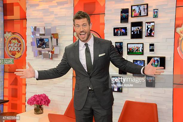 AMERICA Coverage of GOOD MORNING AMERICA 5/12/15 airing on the Walt Disney Television via Getty Images Television Network