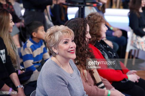 AMERICA Coverage of 'Good Morning America' on Wednesday December 12 airing on the ABC GUADALUPE