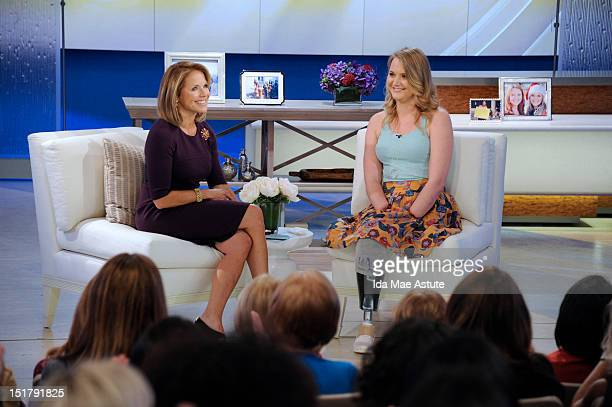 KATIE Coverage of KATIE 9/11/12 distributed by DisneyABC Domestic TelevisionAimee Copeland the 24yearold from Snellville whose battle with a rare...