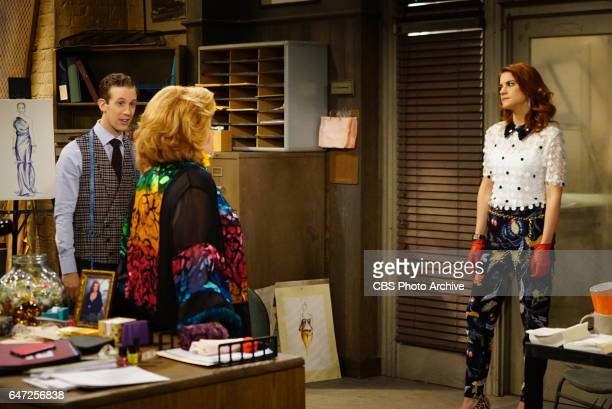 Coverage of the CBS series THE BOLD AND THE BEAUTIFUL Weekdays on the CBS Television Network Pictured L_R Alex Wyse as Saul Feinberg Patrika Darbo as...