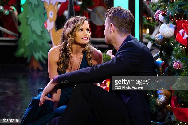 Coverage of the CBS series THE YOUNG AND THE RESTLESS scheduled to air on the CBS Television Network Pictured Melissa Claire Egan and Justin Hartley