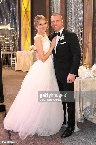 Coverage of the CBS series THE YOUNG AND THE RESTLESS scheduled to air on the CBS Television Network Pictured Melissa Ordway Sean Carrigan