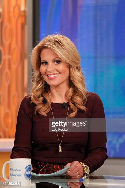 THE VIEW Coverage of THE VIEW 10/23/15 airing on the Walt Disney Television via Getty Images Television Network