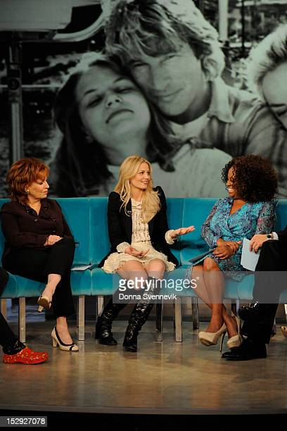 THE VIEW Coverage of THE VIEW { airing on the ABC Television Network SHEPHERD
