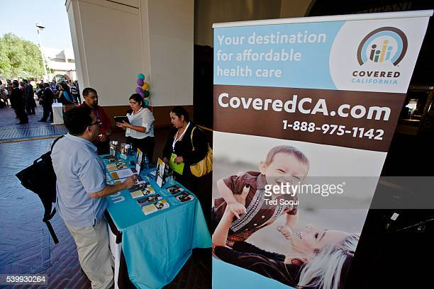 Covered California California's marketplace for health care coverage opened for business today at a launch event in Los Angeles The six month open...