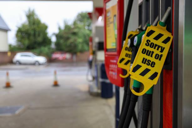 GBR: U.K. Takes Emergency Steps as Fuel Pumps Run Dry
