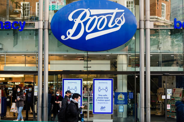 GBR: Boots To Offer 12-minute Covid Nasal Swab Test
