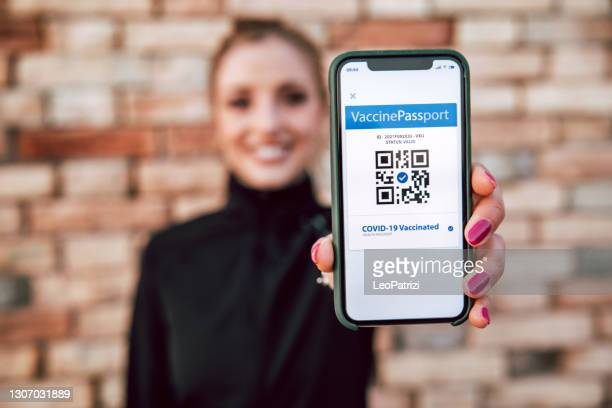 Qr Code Background High-Res Stock Photo - Getty Images