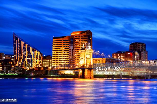covington, kentucky - kentucky stock pictures, royalty-free photos & images