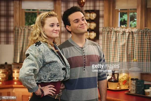 THE GOLDBERGS Cowboy Country When Adam passes on a family ring to convey his feelings for Dana Beverly can't seem to accept her little boy having...