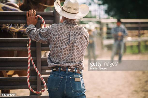 cowboy from behind