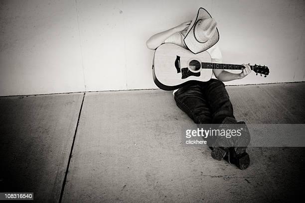 Guitare Cowboy &